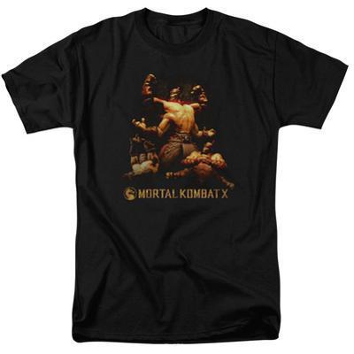 Mortal Kombat X- Goro Collage