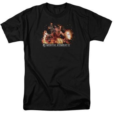 Mortal Kombat X- Scorpio Flame Attack