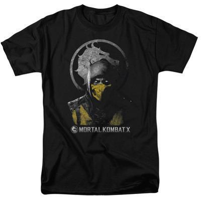 Mortal Kombat X - Scorpion Bust