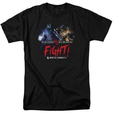 Mortal Kombat X- Sub-Zero Vs. Scorpion