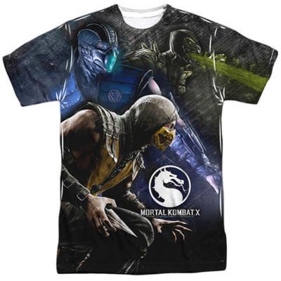Mortal Kombat X- Three Of A Kind