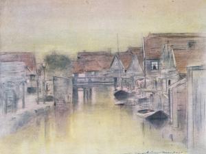 Edam by Mortimer Ludington Menpes
