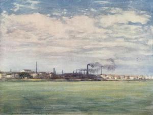 On the Seine by Mortimer Ludington Menpes