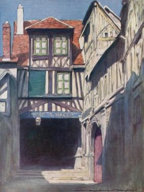 Rouen by Mortimer Ludington Menpes
