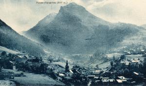 Morzine, Savoie, France