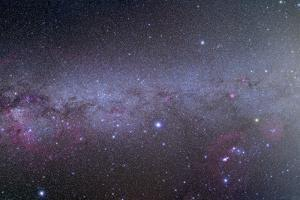 Mosaic of the Southern Milky Way from Orion to Vela