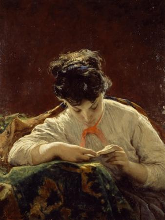 The Reader, 1867