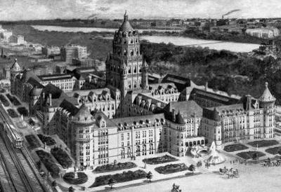American Museum of Natural History, 1911