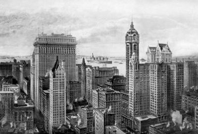 Financial District, 1911