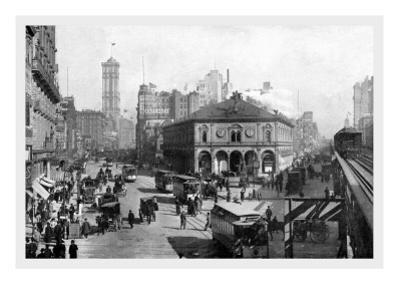 Herald Square, 1911