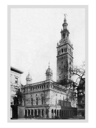Madison Square Garden, 1911