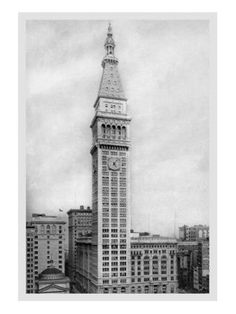 Metropolitan Life Insurance Tower, 1911