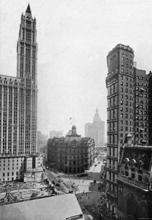 New York City, 1911