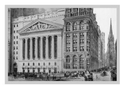 New York Stock Exchange, 1911