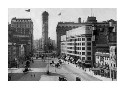 Times Square, 1911