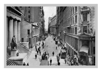Wall Street, 1911