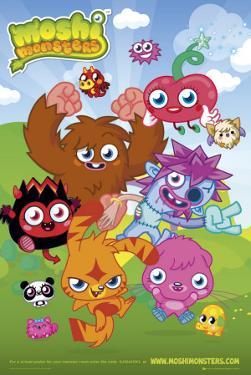 Moshi Monsters - Group