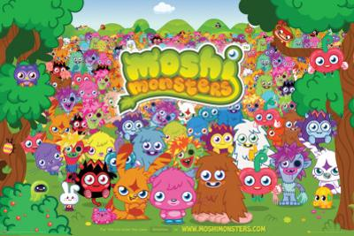 Moshi Monsters Landscape