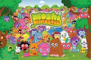 Moshi Monsters Landscape