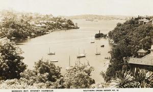 Mosman Bay, Sydney Harbour, Sydney, Australia