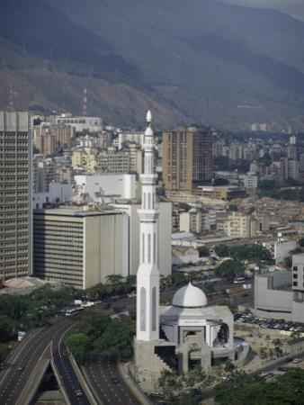 Mosque, Caracas, Venezuela