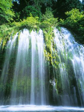 Mossbrae Falls CA USA