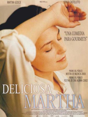 Mostly Martha - Spanish Style