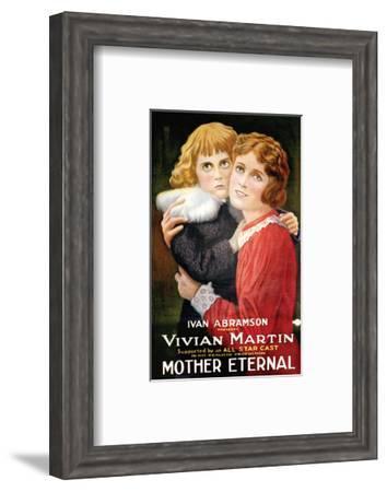 Mother Eternal - 1921--Framed Giclee Print