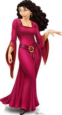 Mother Gothel - Rapunzel Disney Villain Lifesize Standup