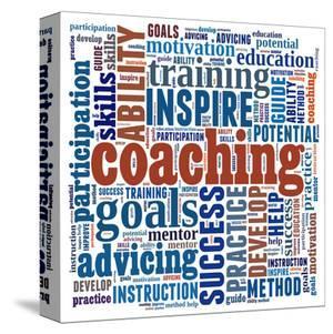 Motivating Coaching Collage