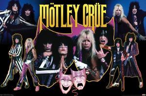 Motley Crue - Collage