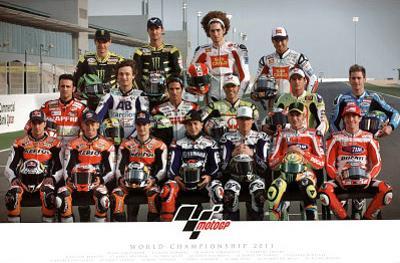 Moto G.P. Group Riders 2011