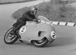 Moto Guzzi GP Dustbin