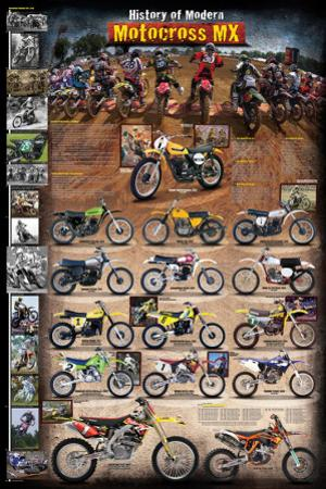 Motocross MX The Modern Era 1970 - present