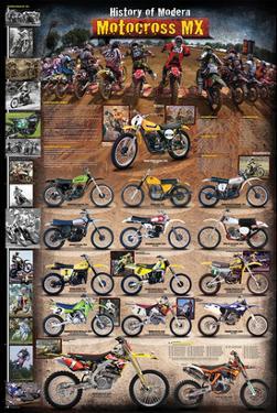 Motocross MX The Modern Era 1970 - present