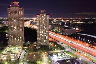 Night View from Shinonome by Motonori Ando