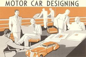 Motor Car Designing