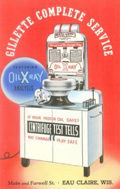 Motor Oil Testing Machine