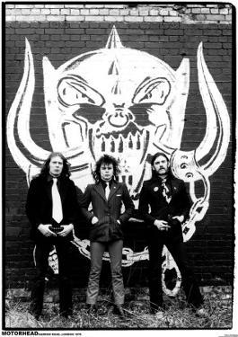 Motorhead-Harrow Rd 1979
