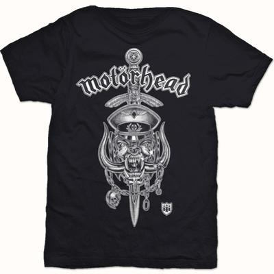 Motorhead- Hiro Dagger Crest