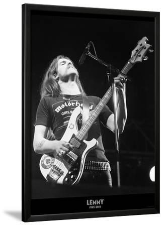 Motorhead- Lemmy