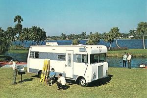 Motorhome at the Lake