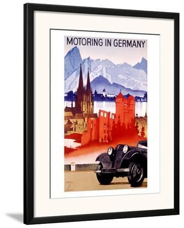Motoring in Germany