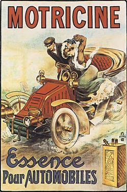 Motricine, Essence Pour Automobiles