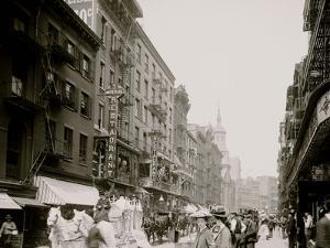 Mott Street, New York City