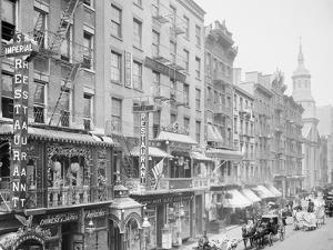 Mott Street, New York, N.Y.