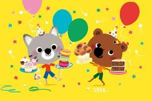 Mouk's Happy Birthday
