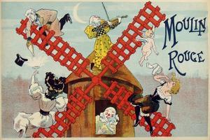 Moulin Rouge 1895