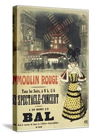 Moulin Rouge Bal Roedel