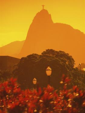 Mount Corcovado, Rio de Janeiro, Brazil